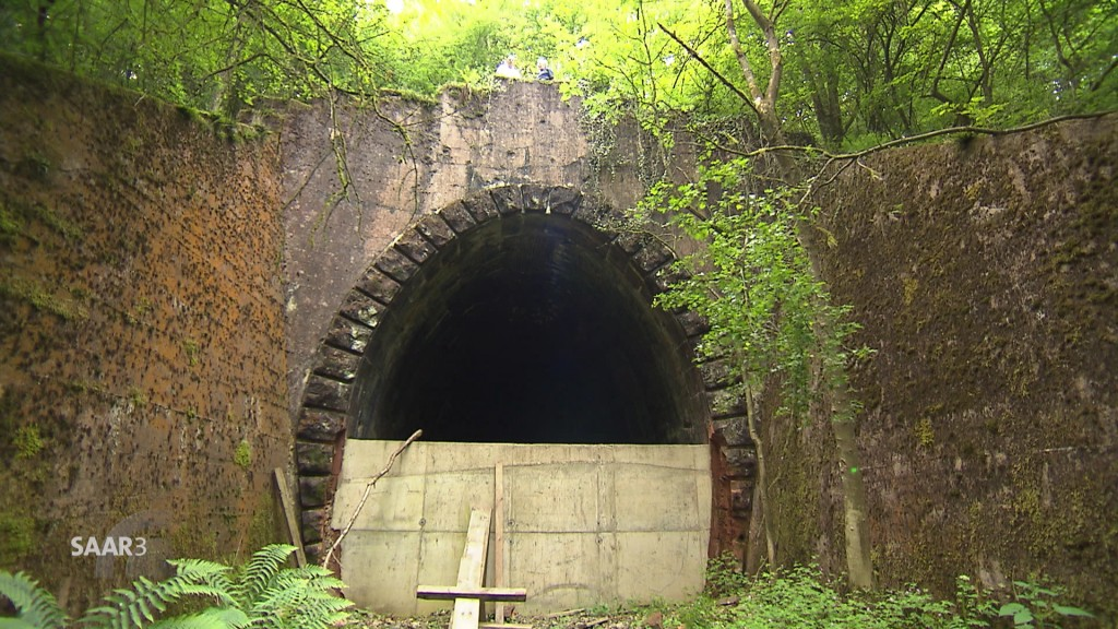 Foto: Alter Tunnel