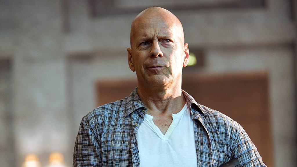 Bruce Willis in dem Film