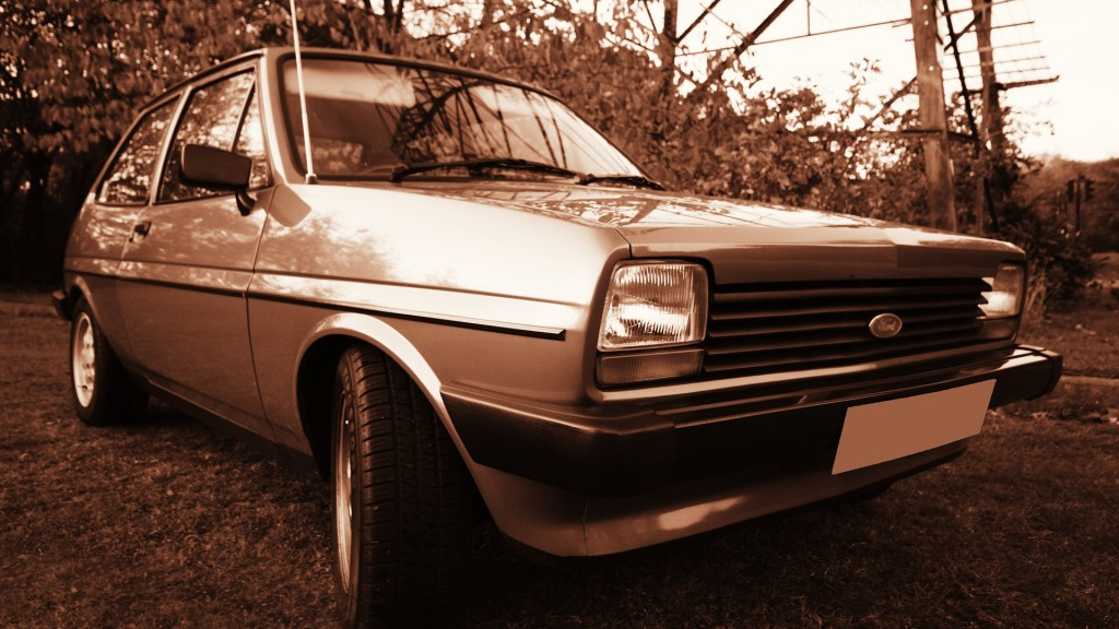 Ein alter Ford Fiesta (Bild: Pixabay/InspiredImages)