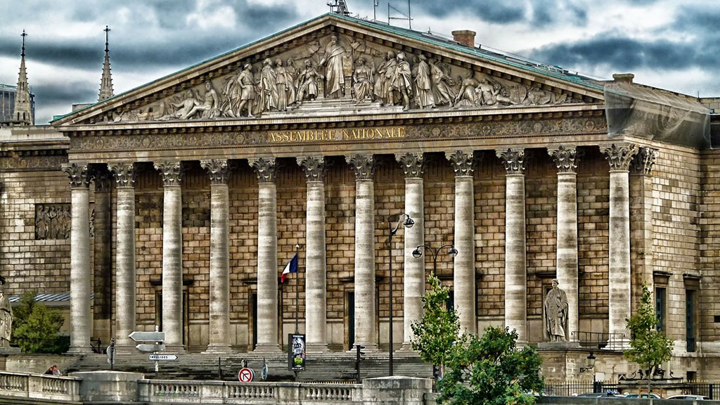 Paris, Assemblée Nationale (Foto: Pixabay/12019)