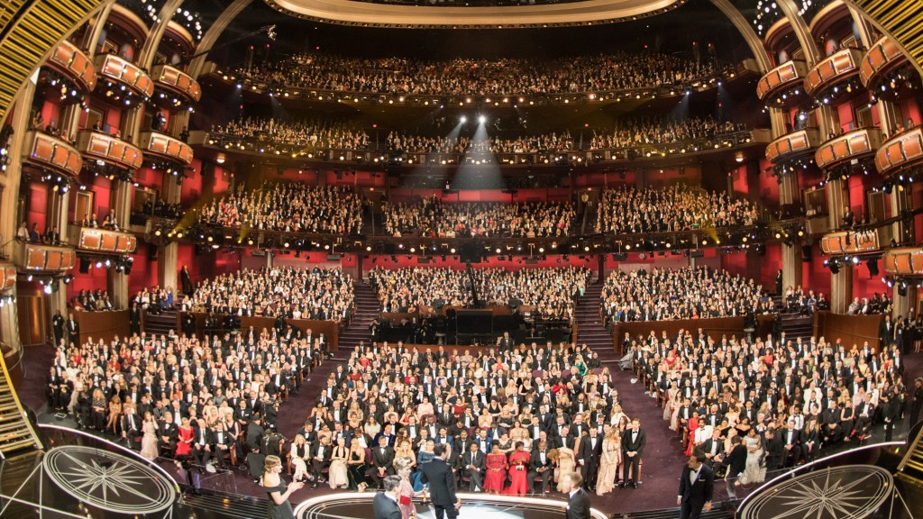 Das Dolby Theatre in Hollywood: Ort der Oscar-Gala auch 2018 (Foto: dpa / Image Group La)