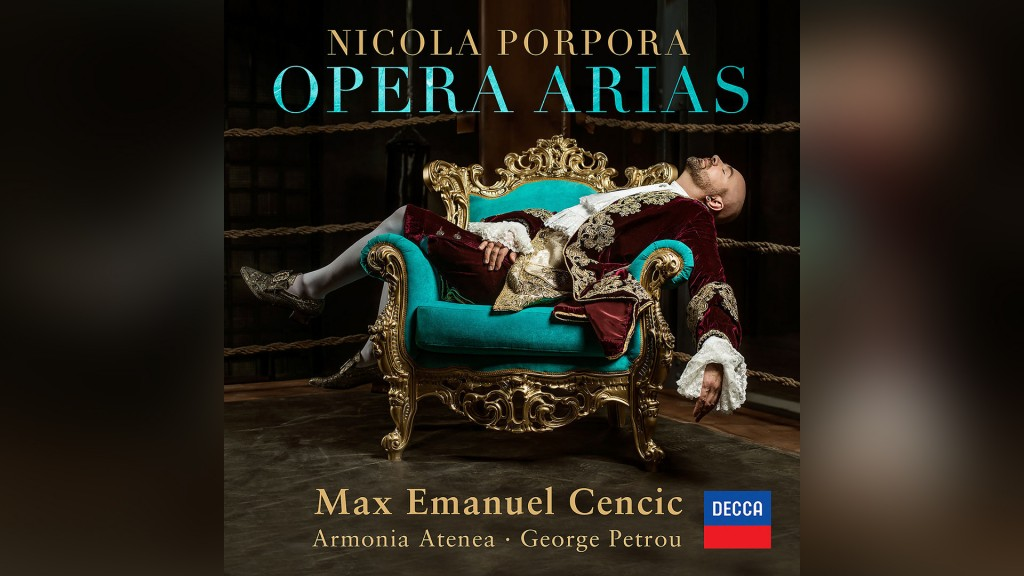 CD-Cover (Decca)