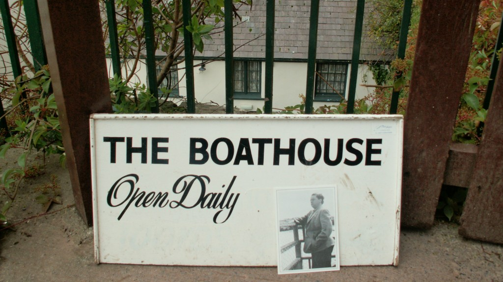 Dylan Thomas Boathouse (Foto: Michael Marek)