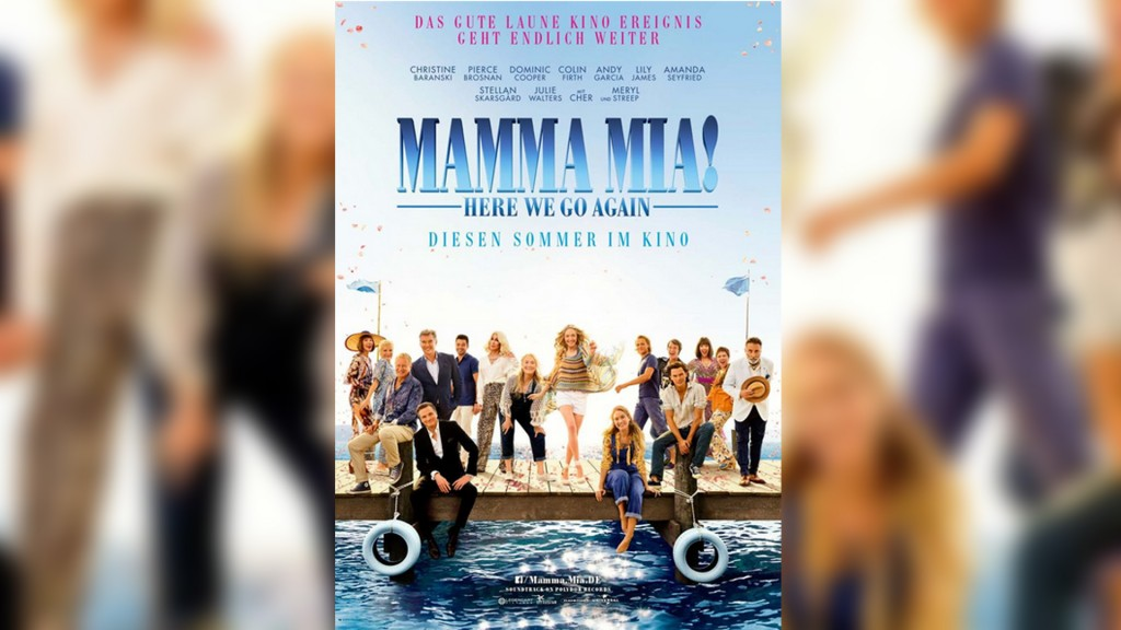 Mamma Mia 2: Here We Go Again (Filmverleih)
