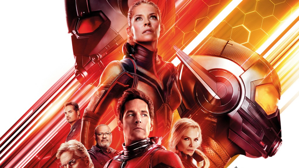 Foto: Filmplakat - Ant Man And The Wasp