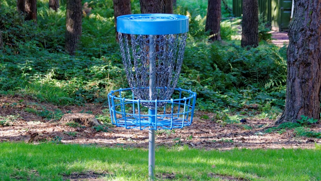 Disc Golf Korb (Foto: pixabay)