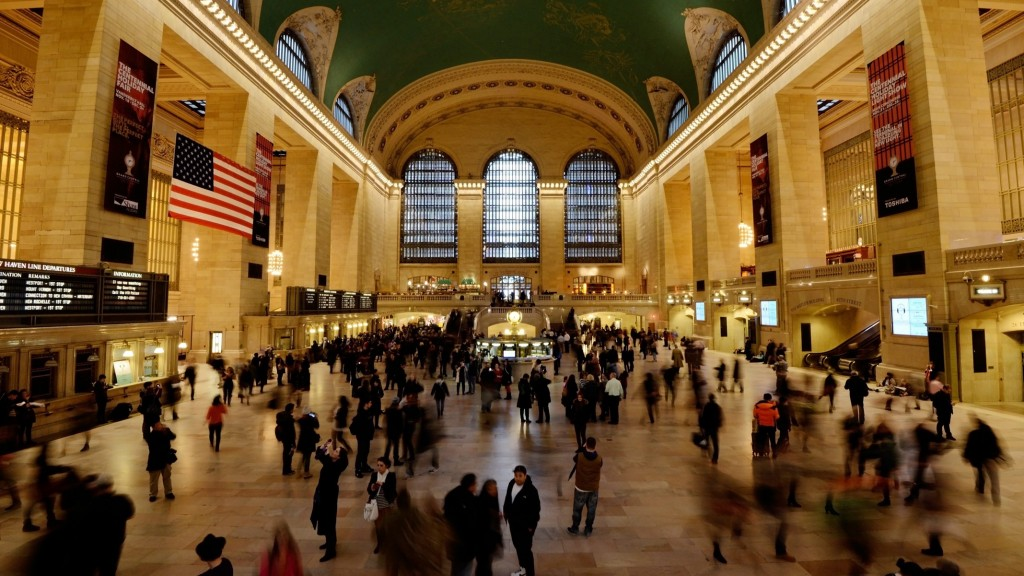 Foto: New York - Central Station (dpa)