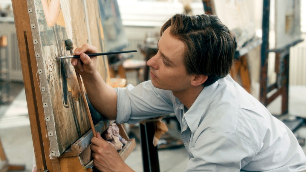 Hauptdarsteller Tom Schilling in