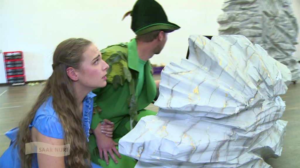 Peter Pan Musical in Dillingen