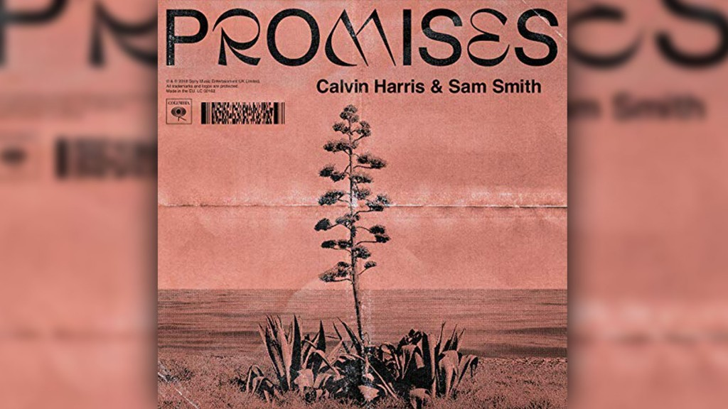 Calvin Harris & Sam Smith – Promises (Foto: Columbia)