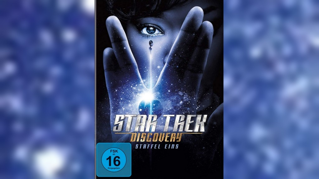 Star Treck - Discovery (1. Staffel) (Paramount)