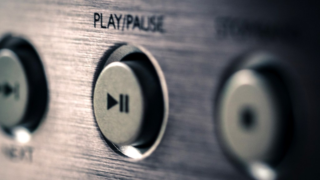 Foto: Play/Pause-Button (pixabay/Tbit)