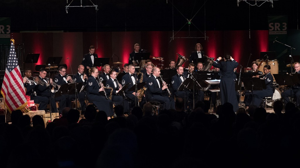 SR 3 Weihnachtskonzert 2018 mit der U.S. Air Forces in Europe Band (Foto: SR/Pasquale D'Angiolillo):