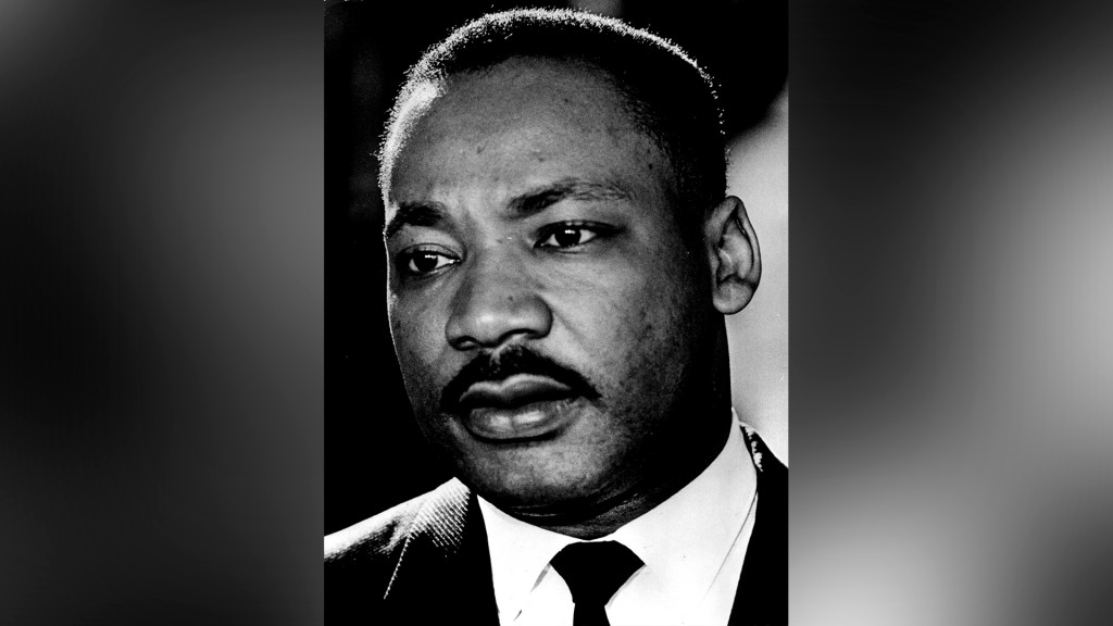 Dr. Martin Luther King (Foto: dpa)