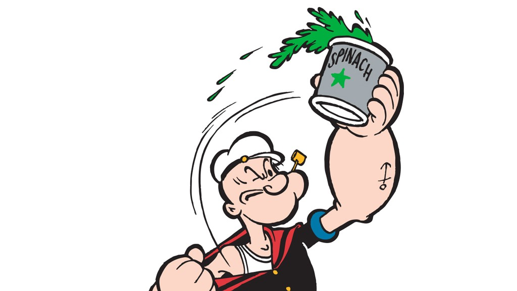 Foto: Popeye (Foto: King Features Syndicate/dpa)
