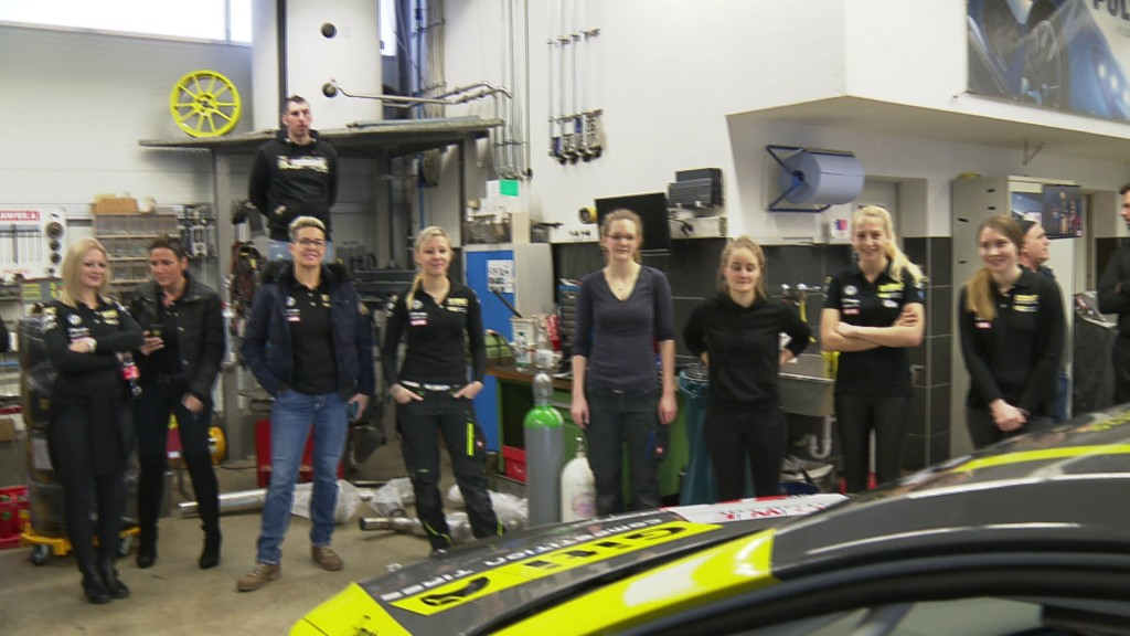Foto: Frauenteam Motorsport