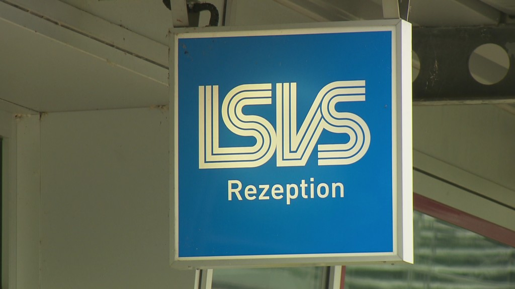 LSVS Rezeption Logo (Foto: SR)