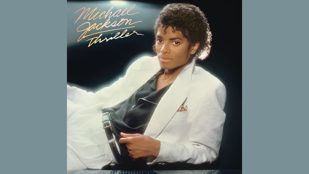 CD-Cover Michael Jackson - Thriller (Sony Music)