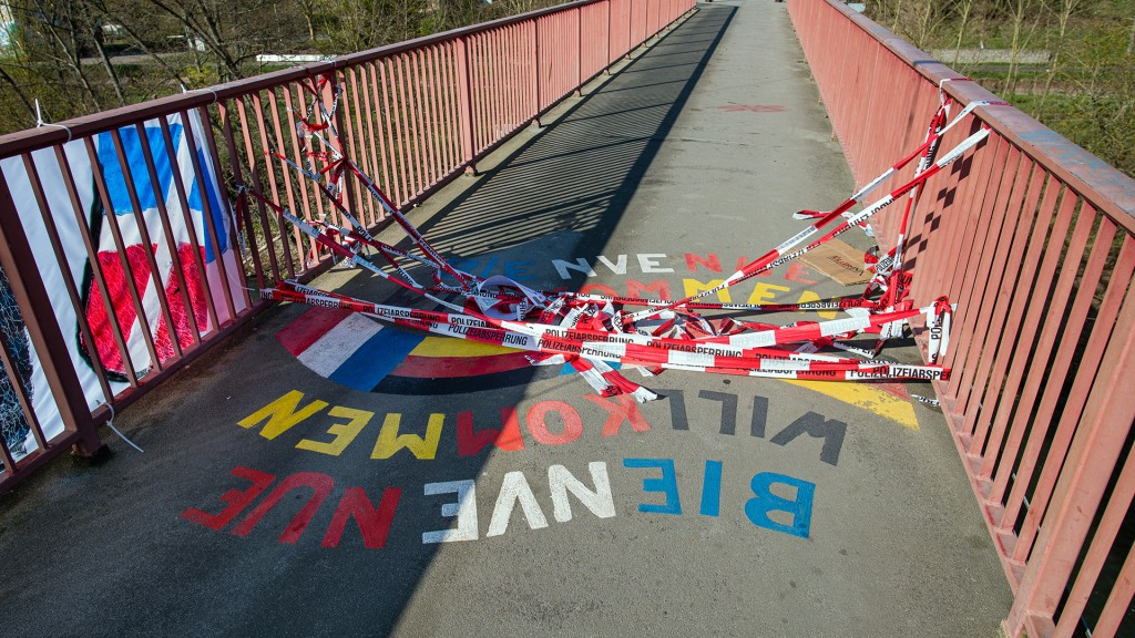 Grenze Nach Frankreich Wieder Offen