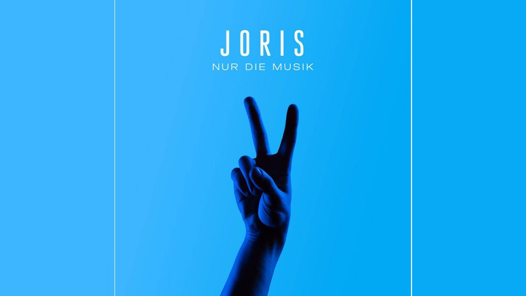 CD-Cover Joris - Nur die Musik (Foto: Label)