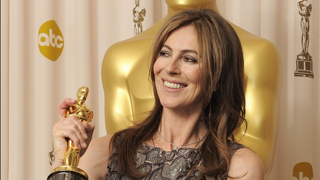 US-Regisseurin Kathryn Bigelow. (Foto:picture alliance / dpa | Paul Buck)