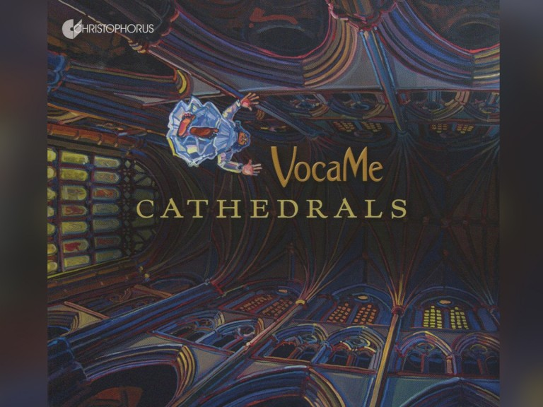 "Foto: Cover von VocaMe ""Cathedrals"""