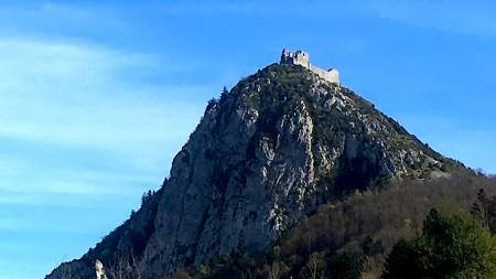 Bildergebnis für Bilder zur Festung Montsegur