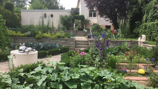 SR.de: Ein kleiner Blick in Nachbars Garten