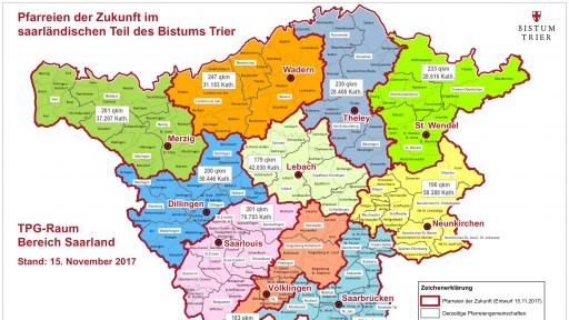 Bistum Trier Karte.Sr Mediathek De Großpfarreien Pro Und Contra