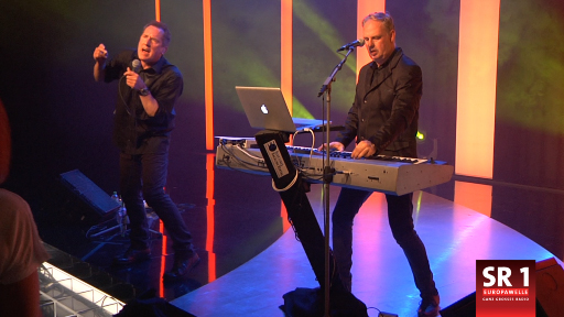 OMD bei SR 1 Unplugged